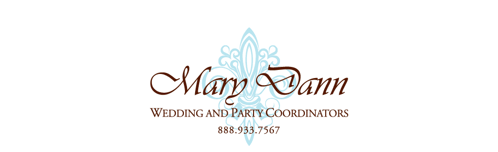 Mary Dann Wedding and Party Coordinators
