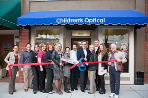 Children's Hospital of Los Angeles - Optical Location Fundraiser